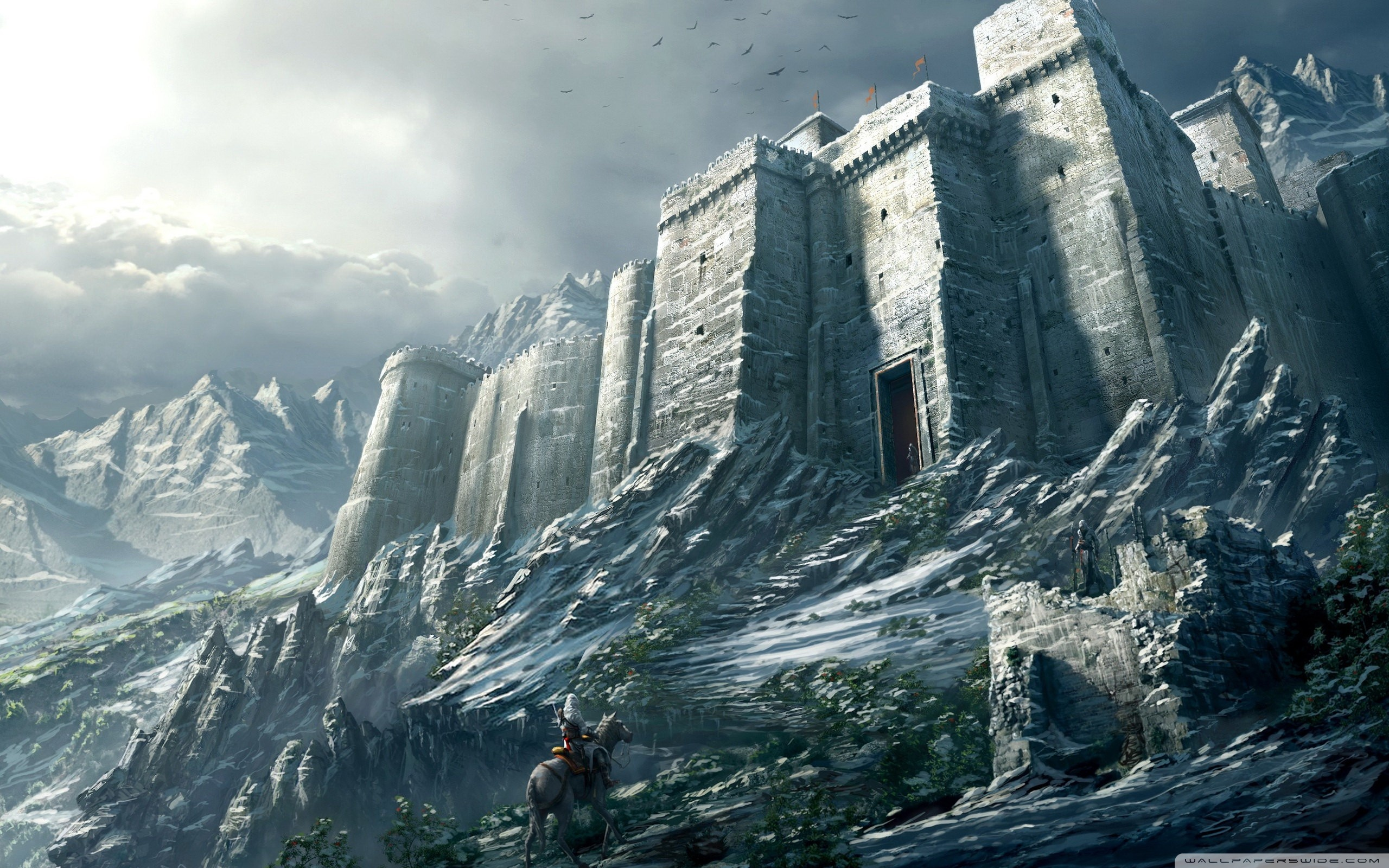 Beautiful Wallpaper Horse Assassin'S Creed - assassins-creed-horse2  Snapshot_238291.jpg