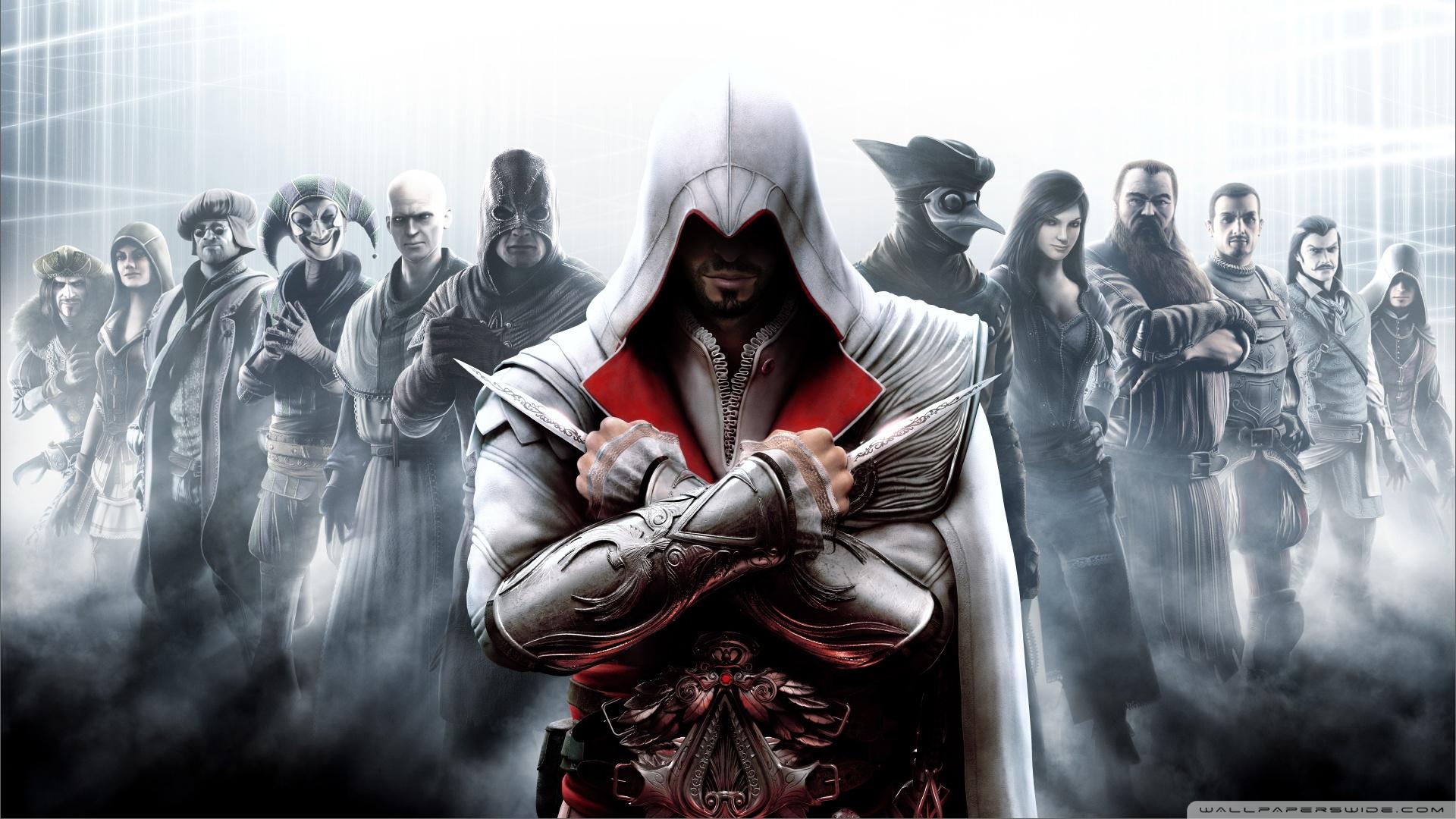 Assassins Creed Brotherhood Wallpaper: Assassins_creed_brotherhood_10-wallpaper-1920×1080