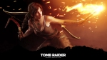 Tomb Raider Into The Darkness by Brian Horton