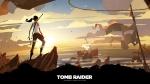 Tomb Raider Shipwreck Beach by Brenoch Adams