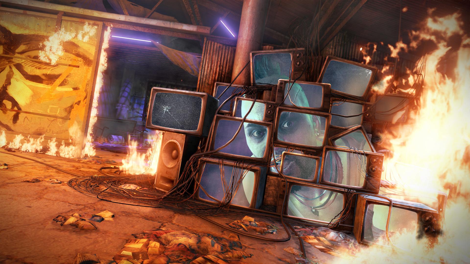 Far Cry 3 Wallpaper Vaas Tv2 The Jester S Corner