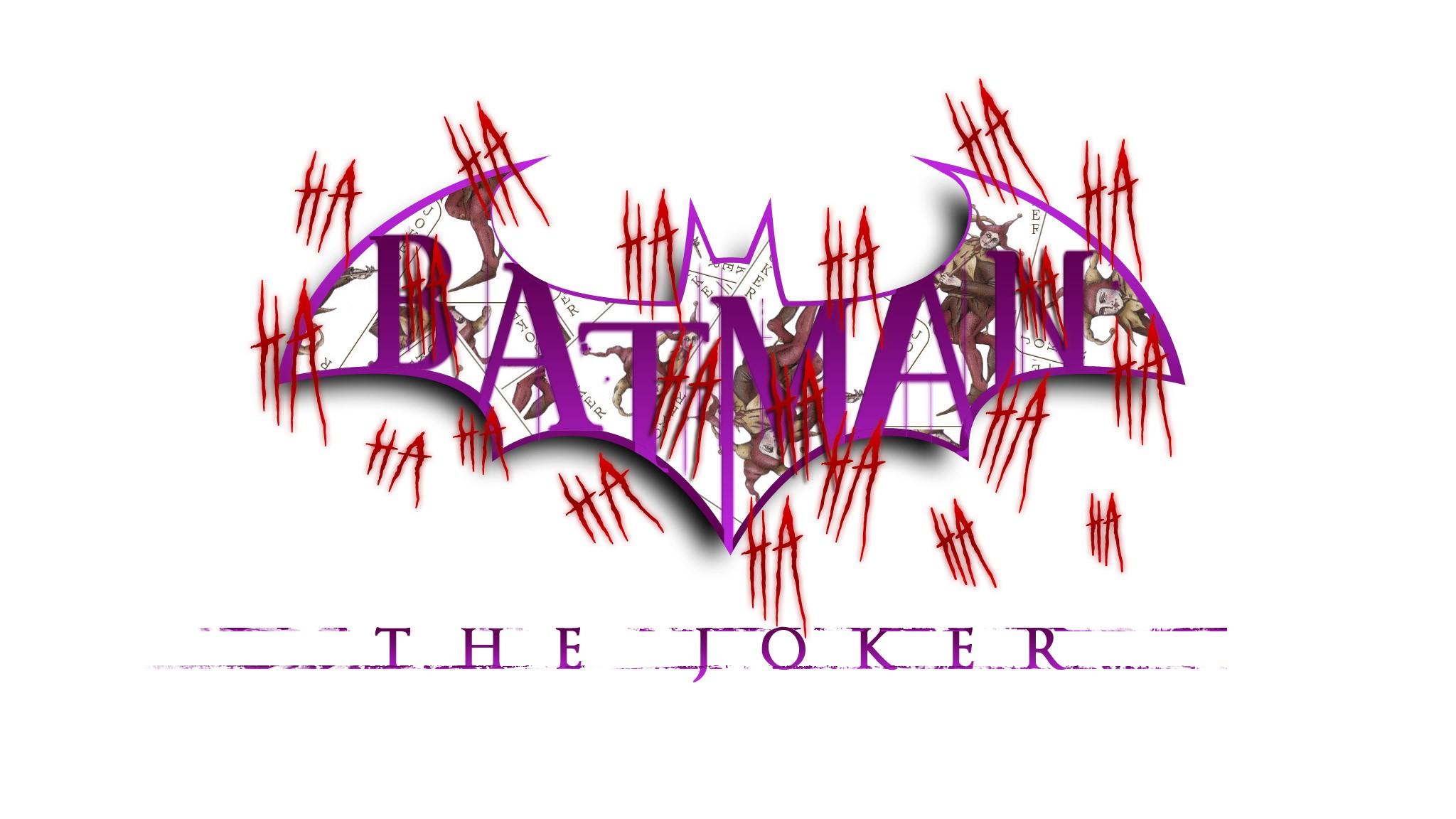 the dark knight joker face wallpaper