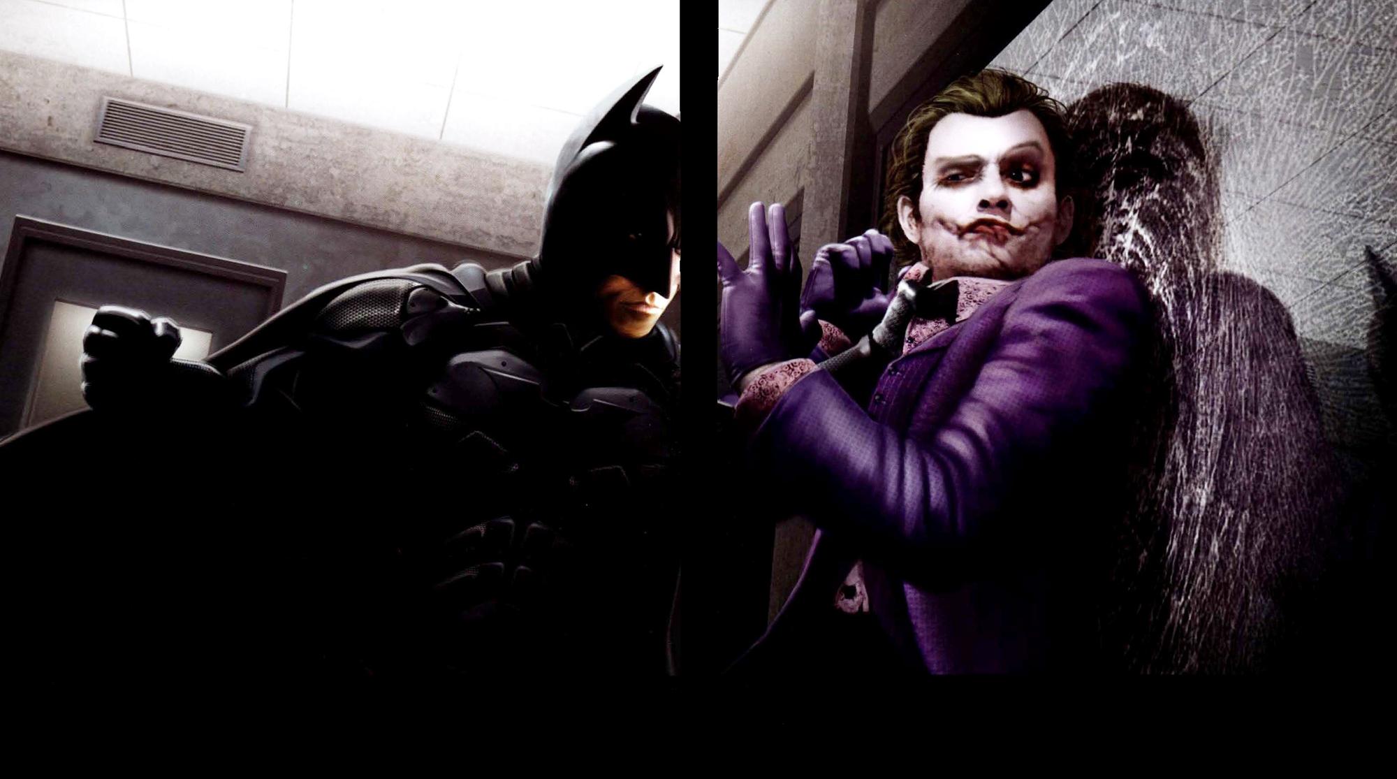 Joker From Batman Pictures Batman Vs The Joker