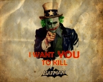 The Joker - I want you to kill batman