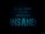 Creatively Insane