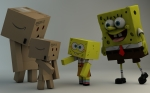 Danbo And SpongeBob