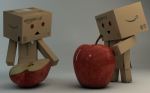 Danbo Apple