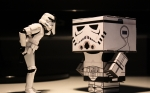 Danbo star wars
