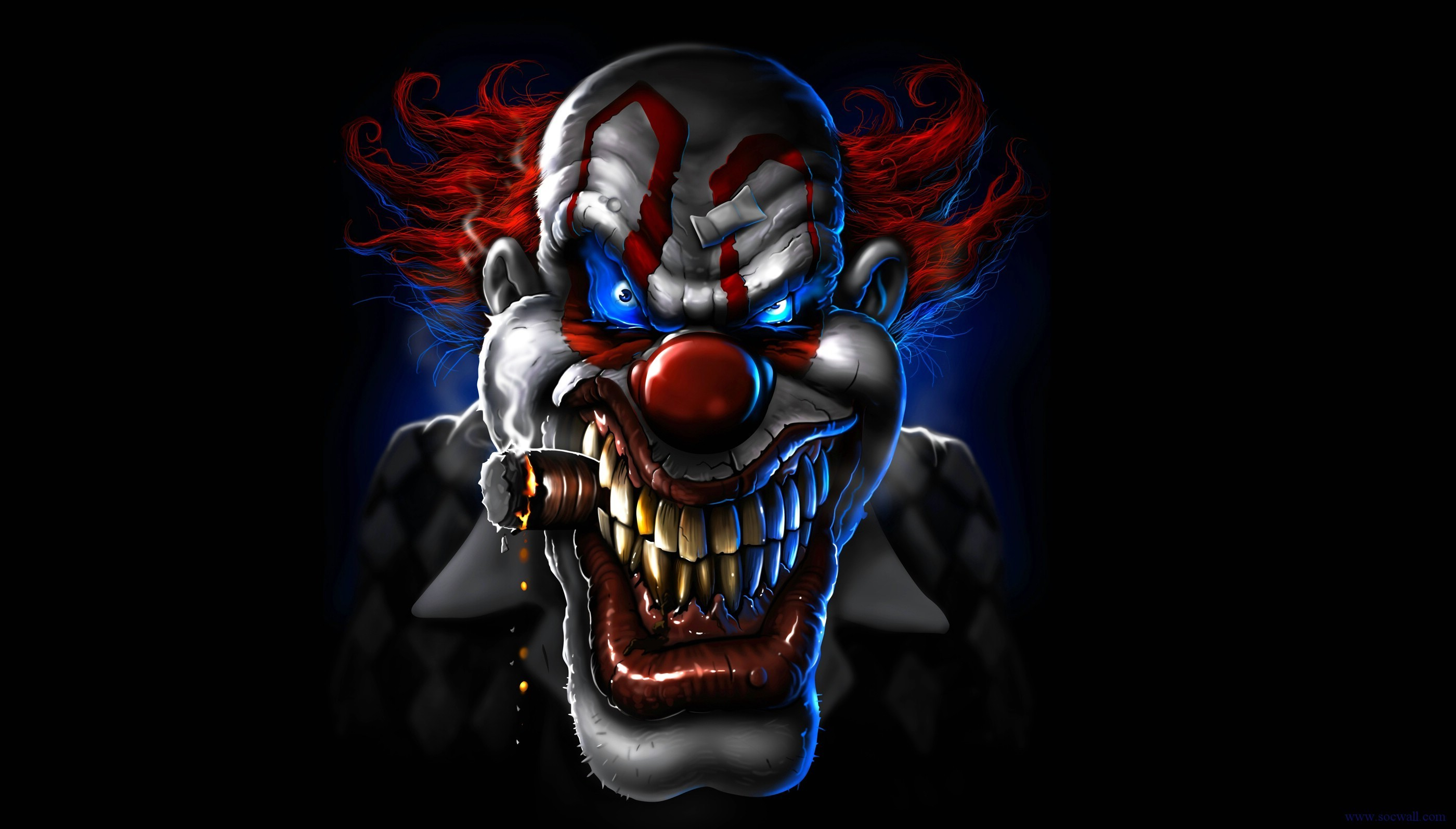 Scary Clown Wallpapers