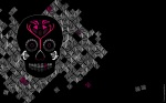 Happy Psychedelic Skull