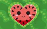 melon_heart_loves_u_wallpaper_by_vampirejaku-d3hkmul