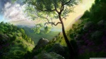 mountain_scenery_painting-wallpaper-2560x1440