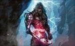 Old Dark Warrior