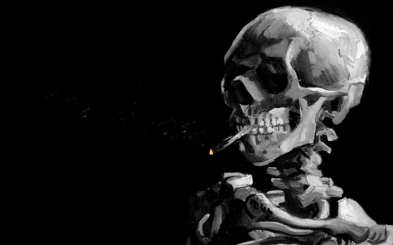 Skull n 2 the jester 39 s corner - Skeleton wallpaper ...