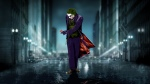 The Joker in Batman The Dark Knight - Front