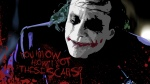 The Joker - You Know How I Got These Scars ?