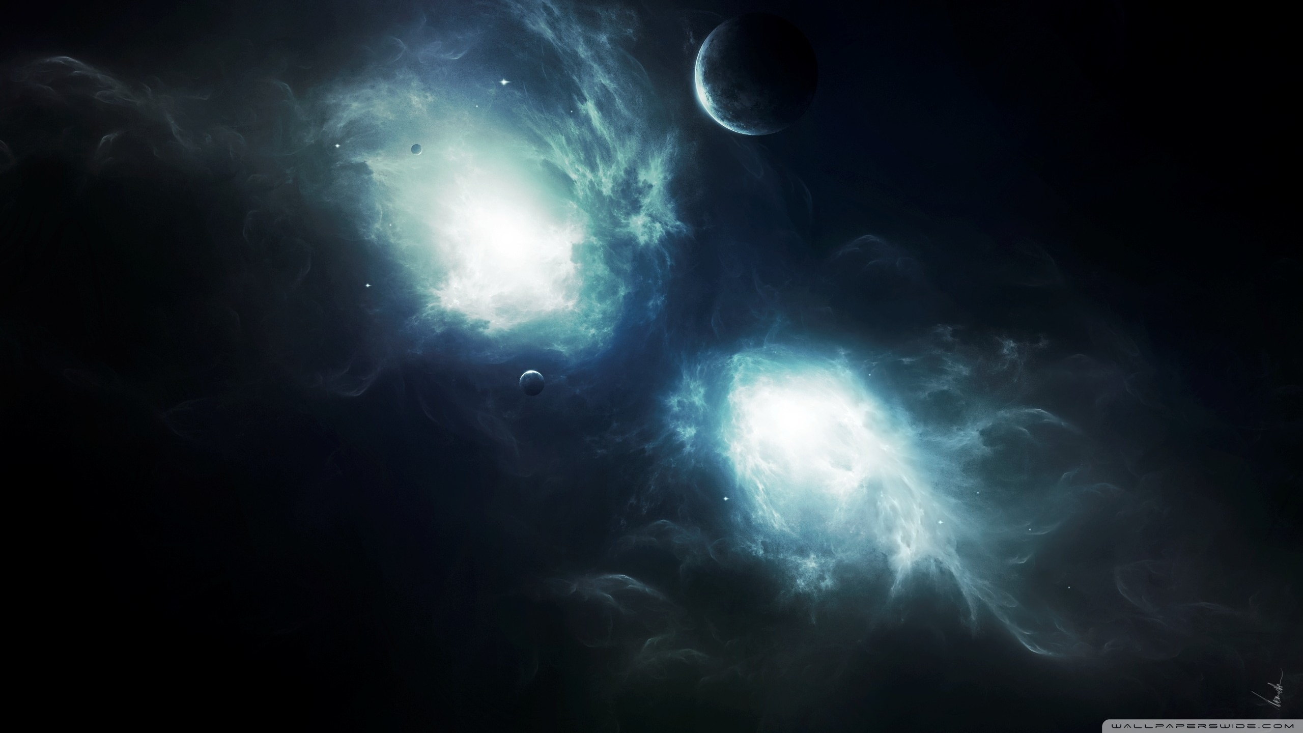 Wormhole in space 2 wallpaper 2560 1440 the jester 39 s corner - Space 2560 x 1440 ...