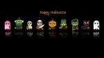 Happy Halloween Characters