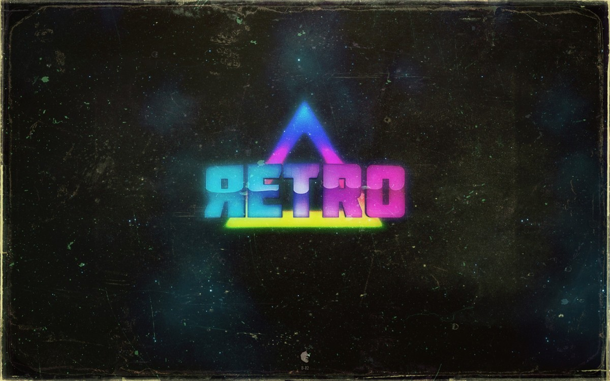 Image result for Images for THE WORD retro