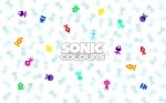 colours sonic wallpaper