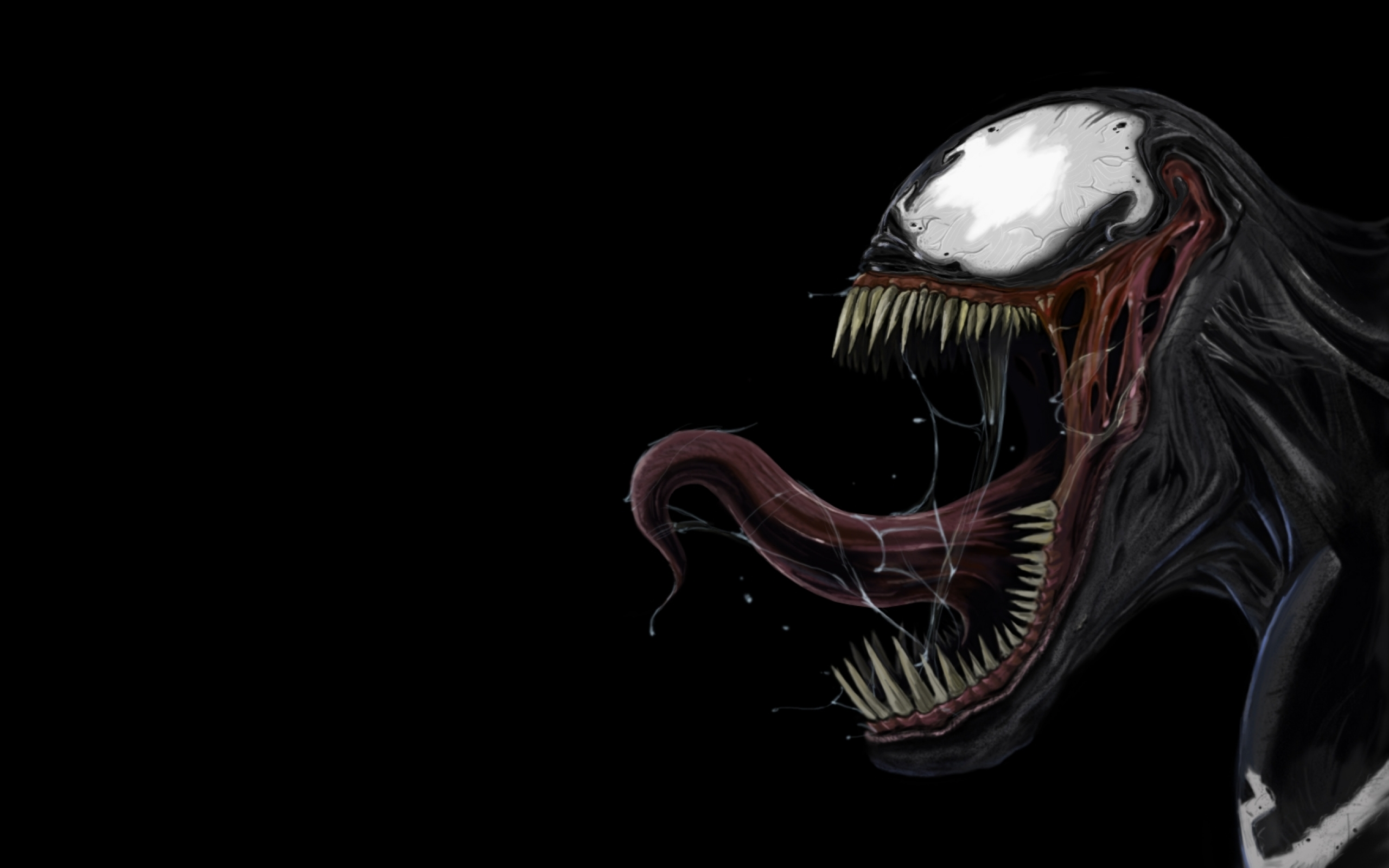 Venom the jester 39 s corner - Venom hd wallpaper android ...