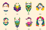 Famous Psychedelic Portraits