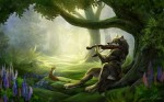 fantasy-wolf-playing-violine-2560x1600-wide-wallpapers-net