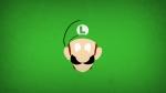 Minimalistic Luigi