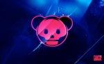 Pink & Blue Panda