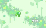 Sonic Colours - green wisp
