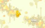 Sonic Colours - Yellow Wisp