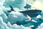 Whale In The Sky2