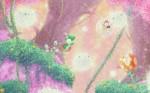 Yoshi & Mario Painting