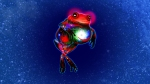 abstract-frog