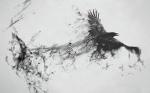 Liquid Flying Eagle