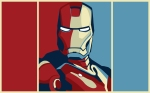 Iron Man Portrait