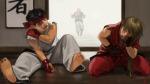 Ryu & Ken Training