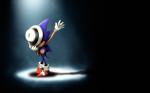 Sonic The Hedgehog Michael Jackson