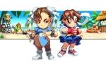 Street Fighter Holidays