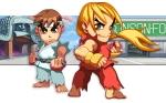 Street Fighter Holidays2