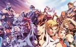 Street Fighter Modern Art