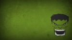 The Hulk Green Minimalist