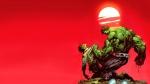 The Hulk Red