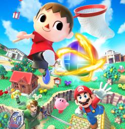 Super Smash Bros Wii U E3 2013